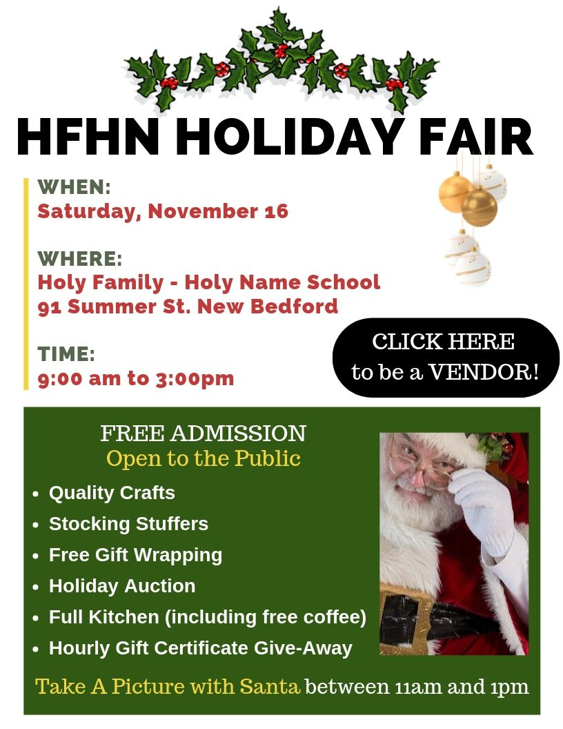 holiday fair vendors crafters